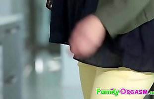 Sister'_s Stories - Daughter Sex in Hurry - FamilyOrgasm.com