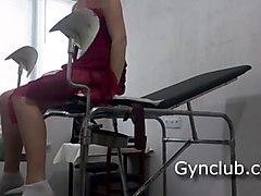 latex, club, gyno, medical, bondage