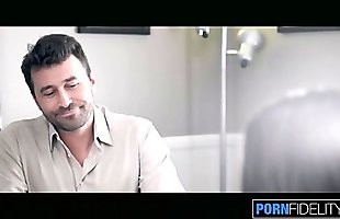 PORNFIDELITY James Deen Auditions Lily Adams'_ Squirting Pussy