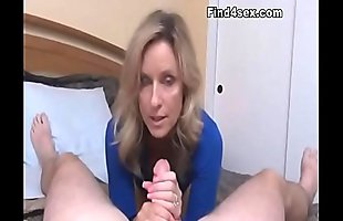 Orgasm with Vibrator on my big clit