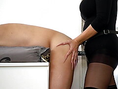 Sunday Pegging Treat for Strap-on Dildo Lovers