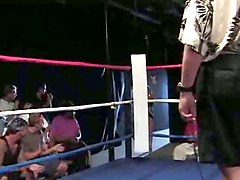 sex at the wrestling ring