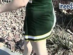crystal clark wetting her panties omorashi