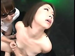 small tit asian takes big black cock in every hole