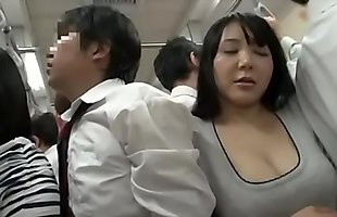 Japanese train Boy seduce girls   FULL VIDEO- ️https://www5.javmost.com/HUNT-779/⬅️