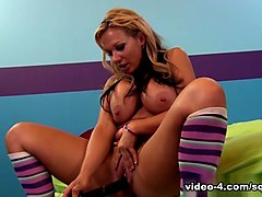 Hottest pornstar Nikki Sexx in Horny Dildos/Toys, Big Ass xxx video