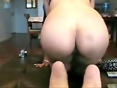 Asian slut taking a bbc  part 1