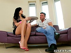 epic footfetish with aletta ocean
