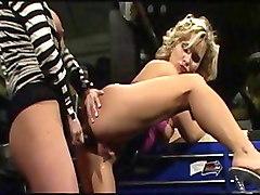Amazing pornstar Sahara Knite in exotic threesomes, lesbian xxx scene