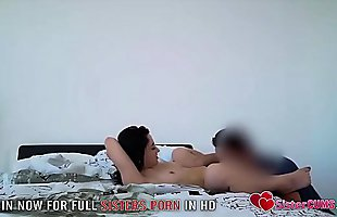 Step Sister Slit Laundry and Home Sex -  SisterCUMS.com