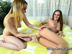 Exotic pornstar Alexia Gold in Best Dildos/Toys, College adult clip