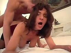 sexy breasty bushy aged squirting