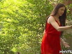 german teen lost in the woods