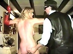 Hottest amateur BDSM, Big Tits sex video