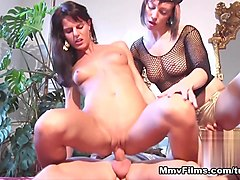 Crazy pornstar in Incredible MILF, Redhead xxx clip