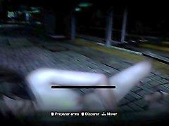 Ada Wong nude all  brutal dead resident evil 6