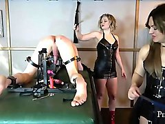 Absolute Obedience - Completely under Mistresses'_ Control and Their Desires