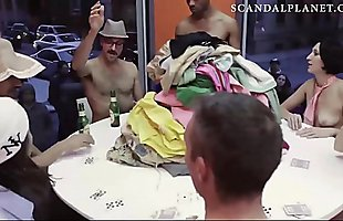 Josephine Decker &amp_ Nadja Frank Nude Scene from '_Flames'_ On ScandalPlanet.Com