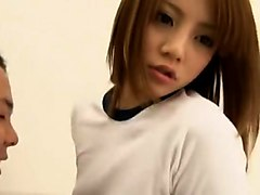 Best Japanese chick Risa Tsukino in Incredible College, Oldie JAV video