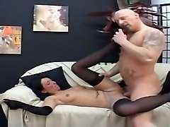 Amazing Homemade video with Stockings, MILF scenes