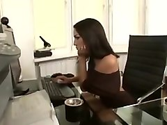 Mya Diamond Sexy Secretary
