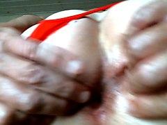 olibrius71 rosebud, anal toy prolapse