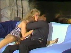 hot retro interracial scene