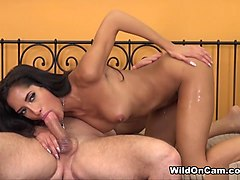 Fabulous pornstar Chloe Amour in Amazing Latina, Small Tits porn scene