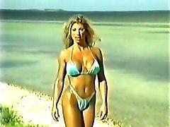 Stacey Lynn bikini babe