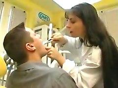 sexy dentist