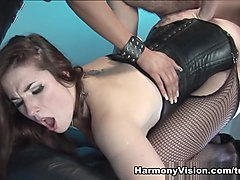 Incredible pornstars Tanya Hansen, Paige Turnah, Brooke Jameson in Best Big Tits, Stockings sex video