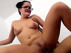 Crazy pornstar Brooke Banner in fabulous cumshots, creampie porn clip