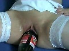 amateur - german pregnant mature bottled by bf
