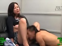 Son and Mom Watching Porn Together Real Reaction