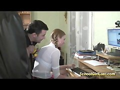 french schoolgirls firt double penetration