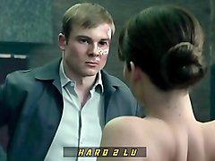 Atriz Jennifer Lawrence cena de sexo (FILME) B&ocirc_nus Beijo entre Bella Thorne e Samara Weaving
