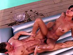 Nuru Massage For His Body