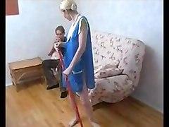 natalya - skinny russian mom - compil