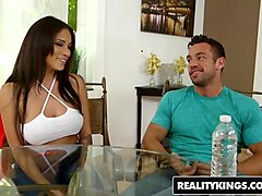 realitykings - milf hunter - real workout