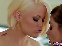twistys - dreamy pleasures ash hollywood , sovereign syre wh