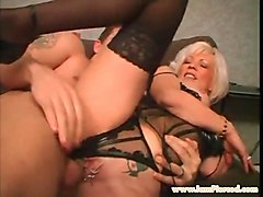 i am pierced mature slut with pussy piercings rough sex