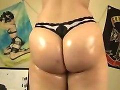 Booty flex  shake  twerk  jiggle  clench