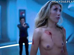 dichen lachman nude in 'altered carbon' on scandalplanetcom