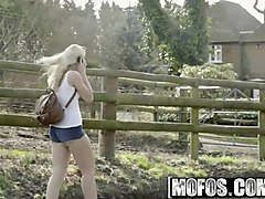 mofos - stranded teens - damsel in distress deepthroats star