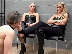 Fabulous homemade Foot Fetish, Threesomes xxx movie