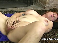 Velma in Masturbation Movie - AtkHairy