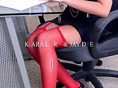 stockings sex to blow your mind with kiara lord & jay dee