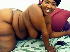 thick ass african 2