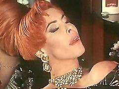 stunning european redhead milf enjoys deep anal sex