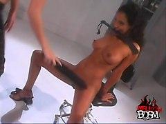 spanked slave loves her dominatrix